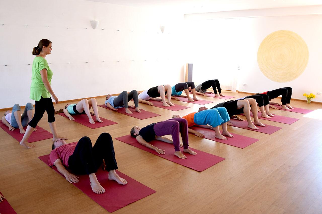Yoga Tut Gut Www Satyayoga De Institut Fur Yoga